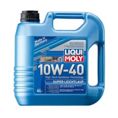 LIQUI MOLY ANTIFRICTION 10W40